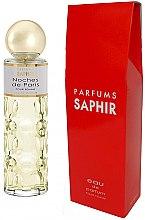 Parfüm, Parfüméria, kozmetikum Saphir Parfums Noches de Paris - Eau De Parfum