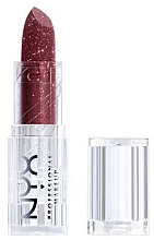 Parfüm, Parfüméria, kozmetikum Ajakrúzs - NYX Professional Makeup Diamonds & Ice Please Lipstic