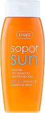 Parfüm, Parfüméria, kozmetikum Napozó emulzió (SPF10) - Ziaja Body Emulsion