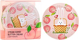 Parfüm, Parfüméria, kozmetikum Arckrém shea olajjal - SeaNtree Steam Hand Butter Cream Soft Peach 1