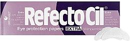 Parfüm, Parfüméria, kozmetikum Szempilla álátét (80 db) - RefectoCil Eye Protection Papers Extra