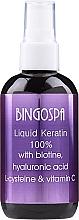 Parfüm, Parfüméria, kozmetikum Folyékony keratin hajra - Bingospa Liquid 100% Keratin with Biotine