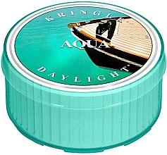 Parfüm, Parfüméria, kozmetikum Tea gyertya - Kringle Candle Aqua Daylight