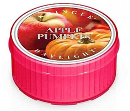Parfüm, Parfüméria, kozmetikum Teamécses - Kringle Candle Daylight Apple Pumpkin