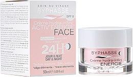 Parfüm, Parfüméria, kozmetikum 24h hidratáló krém - Byphasse Cream Hydra-Infini Energie SPF8