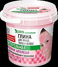 """Parfüm, Parfüméria, kozmetikum Rózsaszín agyag arcra, testre és hajra """"Altai"""" - Fito Kozmetikum"""