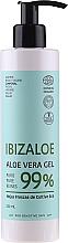 Parfüm, Parfüméria, kozmetikum Testgél - Ibizaloe Pure Natural Aloe Vera Gel 99%
