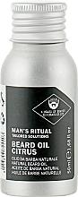 """Parfüm, Parfüméria, kozmetikum Szakállolaj """"Citrus"""" - Dear Beard Man's Ritual Beard Oil Citrus"""