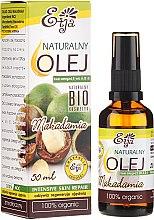 Parfüm, Parfüméria, kozmetikum Natúr makadámia olaj - Etja Macadamia Bio