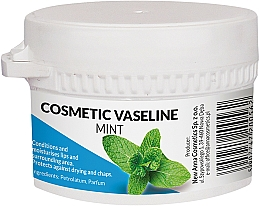 Parfüm, Parfüméria, kozmetikum Arckrém - Pasmedic Cosmetic Vaseline Mint