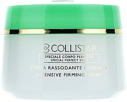 Parfüm, Parfüméria, kozmetikum Intenzív testápoló krém - Collistar Crema Rassodante Intensiva