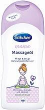 Parfüm, Parfüméria, kozmetikum Masszázsolaj - Bubchen Mama Massage Oil