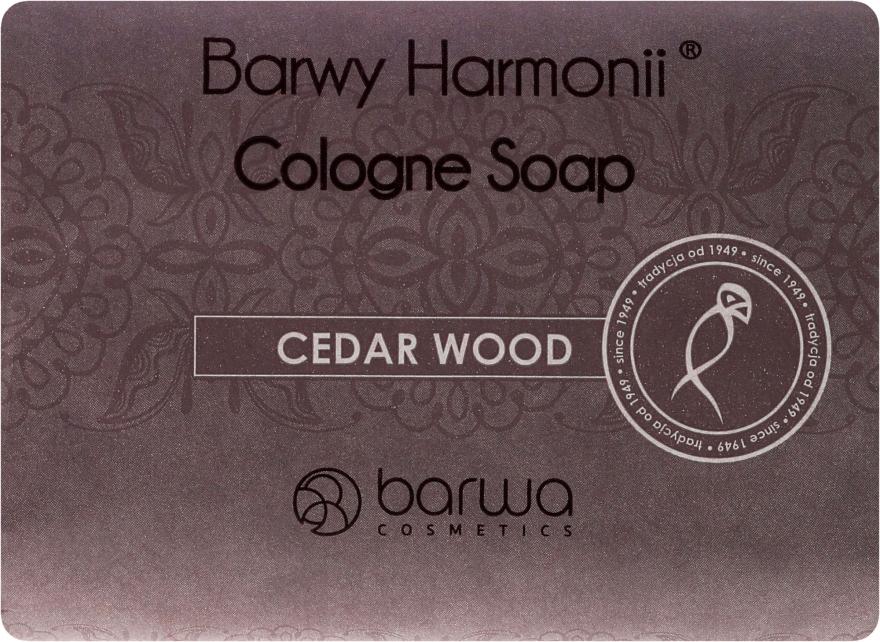 Szappan cédrus kivonattal - Barwa Harmony Cedar Wood Soap