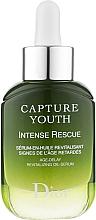 Parfüm, Parfüméria, kozmetikum Intenzív mentőolaj-szérum - Dior Capture Youth Intense Rescue Oik-Serum