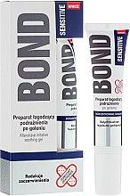 Parfüm, Parfüméria, kozmetikum Borotválkozás utáni gél - Bond Sensitive Aftershave Irritation Soothing Gel