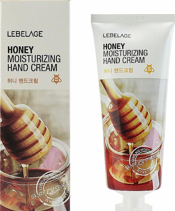 Kézkrém mézzel - Lebelage Honey Moisturizing Hand Cream
