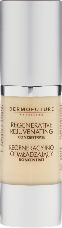 Regeneráló fiatalító koncentrátum retinollal - DermoFuture Regenerative Rejuvenating Concentrate — fotó N2