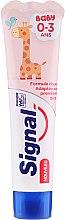 Parfüm, Parfüméria, kozmetikum Gyerekfogkrém - Signal Signal Kids Strawberry Toothpaste