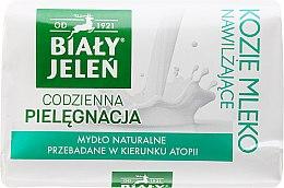 Parfüm, Parfüméria, kozmetikum Hipoallergén szappan kecsketej kivonatal - Bialy Jelen Hypoallergenic Soap With Goat Milk