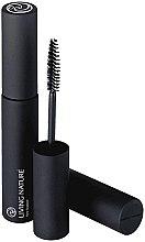 Parfüm, Parfüméria, kozmetikum Szempillaspirál - Living Nature Thickening Mascara (Jet Black)