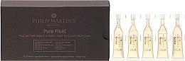 Parfüm, Parfüméria, kozmetikum Fluid arca zsíros bőrre - Philip Martin's Pure Fluid