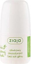 Parfüm, Parfüméria, kozmetikum Dezodor - Ziaja Olive Leaf Roll On Anti-perspirant Without Aluminium Salt