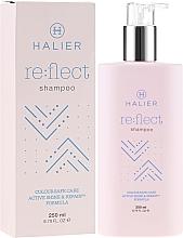 Parfüm, Parfüméria, kozmetikum Sampon festett hajra - Halier Re:flect Shampoo