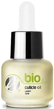 "Bio körömágybőr olaj ""Barack"" - Silcare Bio Line Oil Peach"