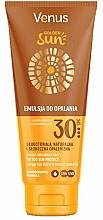Parfüm, Parfüméria, kozmetikum Napvédő lotion SPF 30 - Venus Golden Sun Lotion SPF 30