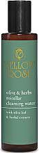 Parfüm, Parfüméria, kozmetikum Micellás víz növényi kivonatokkal - Yellow Rose Olive & Herbs Micellar Cleansing Water