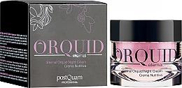 Parfüm, Parfüméria, kozmetikum Hidratáló éjszakai arckrém - PostQuam Orquid Eternal Moisturizing Night Cream