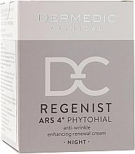 Parfüm, Parfüméria, kozmetikum Ránctalanító éjszakai krém 40+ - Dermedic Regenist ARS 4 Phytohial Night Anti-Wrinkle Enhancing Renewal Cream