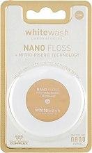 Parfüm, Parfüméria, kozmetikum Nano floss fogselyem, nyúló - WhiteWash Laboratories