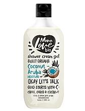 """Parfüm, Parfüméria, kozmetikum Tusfürdő krém """"Hidratálás"""" - MonoLove Bio Coconut-Aruba Moisture"""