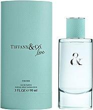 Parfüm, Parfüméria, kozmetikum Tiffany & Co Love For Her - Eau De Parfume (teszter kupak nélkül)