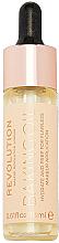 Parfüm, Parfüméria, kozmetikum Alapozó sminkalap - Makeup Revolution Baking Oil