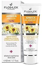 Parfüm, Parfüméria, kozmetikum Szemkörnyékápoló gél árnika kivonattal - Floslek Gel Arnica Forte