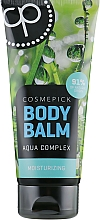 Parfüm, Parfüméria, kozmetikum Testbalzsam aktív hidratáló komplexummal - Cosmepick Body Balm Aqua Complex