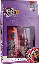 Parfüm, Parfüméria, kozmetikum Szett - Uroda Polska Paw Patrol (sh/gel/250ml + b/mist/110ml + stickers)