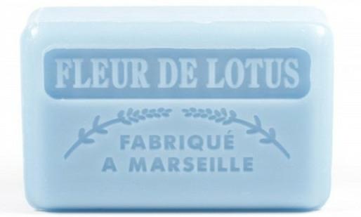 """Marseille szappan """"Lótusz virág"""" - Foufour Savonnette Marseillaise Fleur De Lotus"""