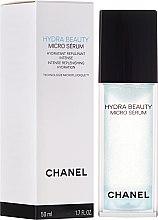 Parfüm, Parfüméria, kozmetikum Hidratáló arcszérum - Chanel Hydra Beauty Micro Serum