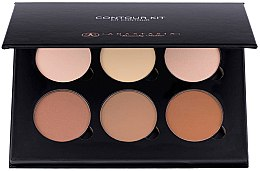 Parfüm, Parfüméria, kozmetikum Kontúrozó paletta - Anastasia Beverly Hills Powder Contour Kit