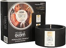 Parfüm, Parfüméria, kozmetikum Illatosított gyertya - House of Glam Tobacco & Vanilla Candle