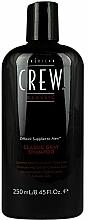 Parfüm, Parfüméria, kozmetikum Sampon ősz hajra - American Crew Classic Gray Shampoo