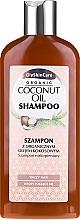Parfüm, Parfüméria, kozmetikum Sampon kókuszolajjal, kollagénnel és keratinnal - GlySkinCare Coconut Oil Shampoo