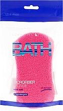 Parfüm, Parfüméria, kozmetikum Fürdőszivacs, rózsaszín - Suavipiel Microfiber Bath Sponge Extra Soft