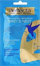 Parfüm, Parfüméria, kozmetikum Arcmaszk - Perfecta Bird's Nest Face Mask