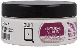 Parfüm, Parfüméria, kozmetikum Testpeeling - Silcare Silcare Quin Peeling Dead Sea Salt & Lavender Oil