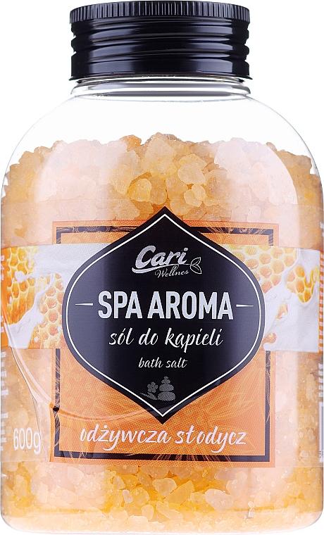 """Fürdősó """"Méz"""" - Cari Spa Aroma Salt For Bath"""