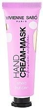 """Parfüm, Parfüméria, kozmetikum Krém-maszk kézre """"Intenzív táplálás"""" - Vivienne Sabo Intensive Nutrition Hand Cream-Mask"""